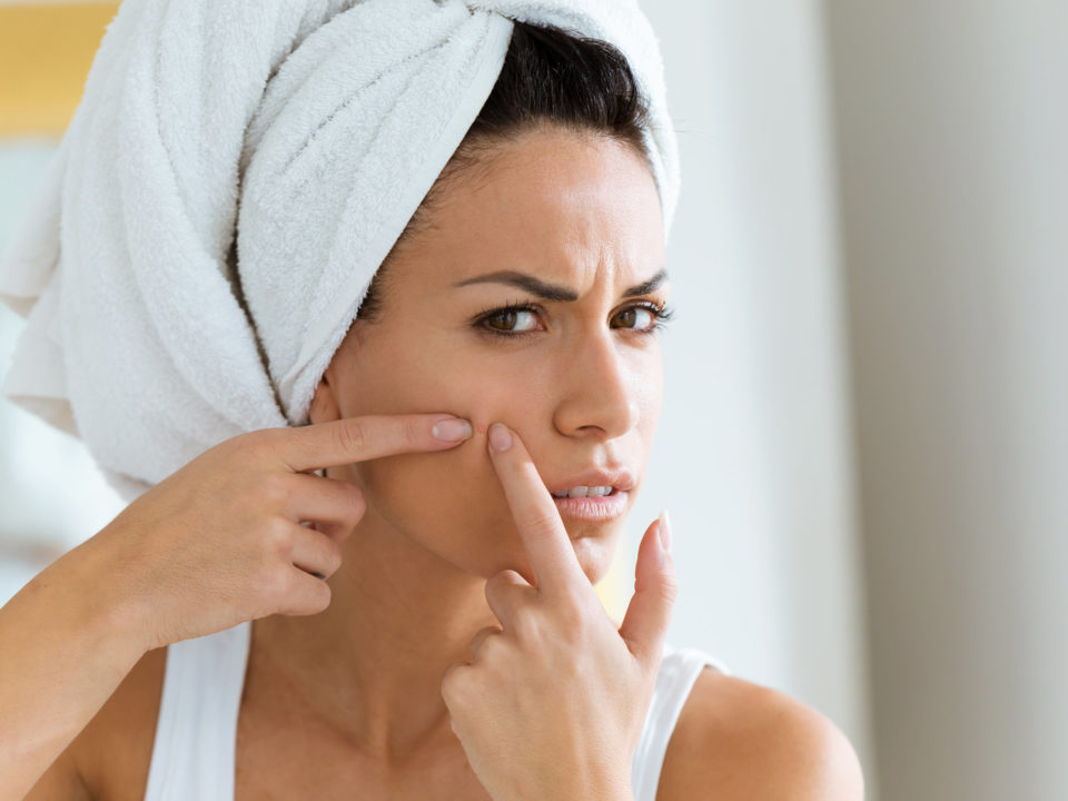 See a Doctor About Acne